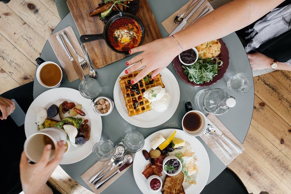 dietas y gastos de comida