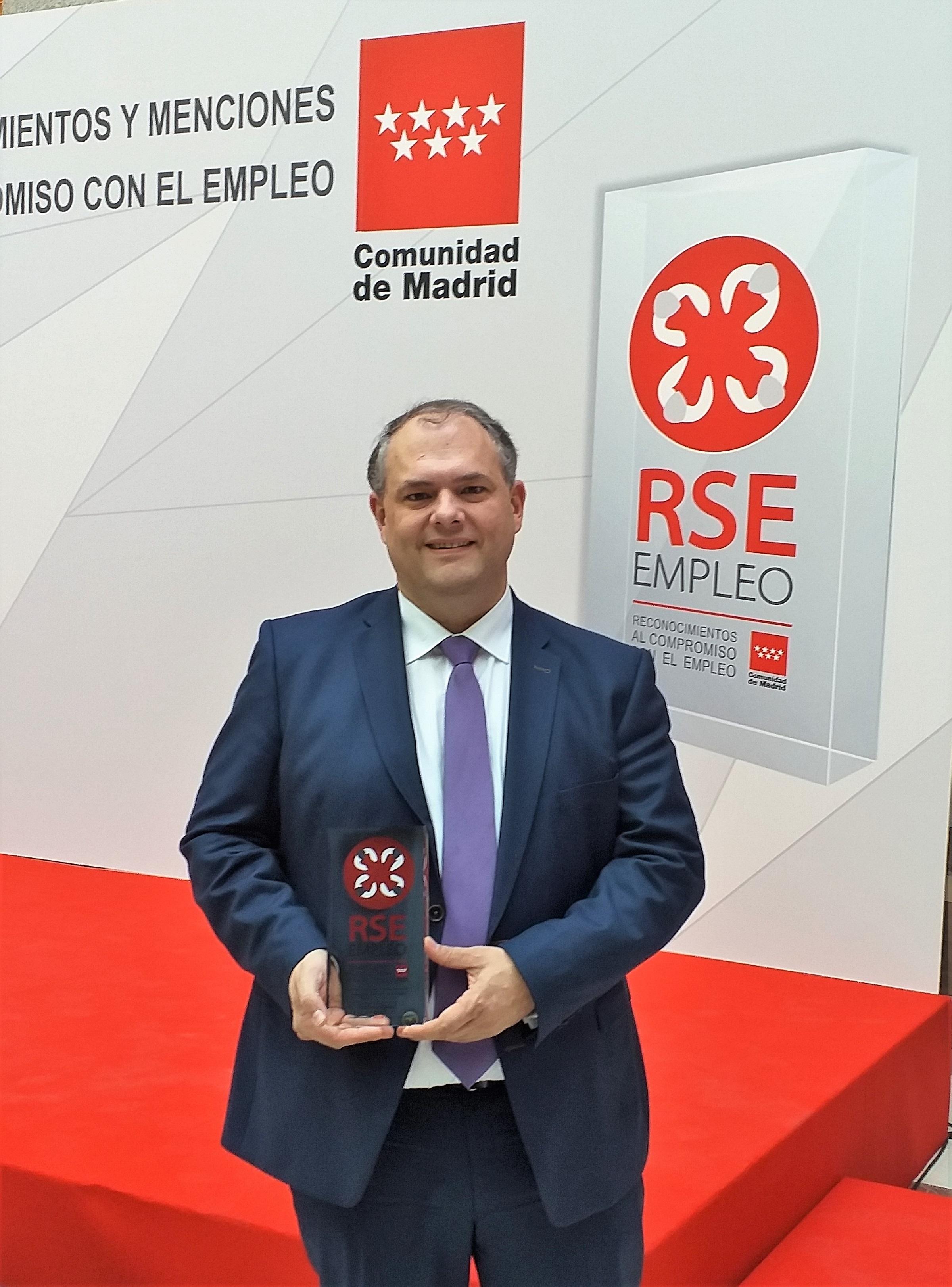 ESR Awards of the Community of Madrid