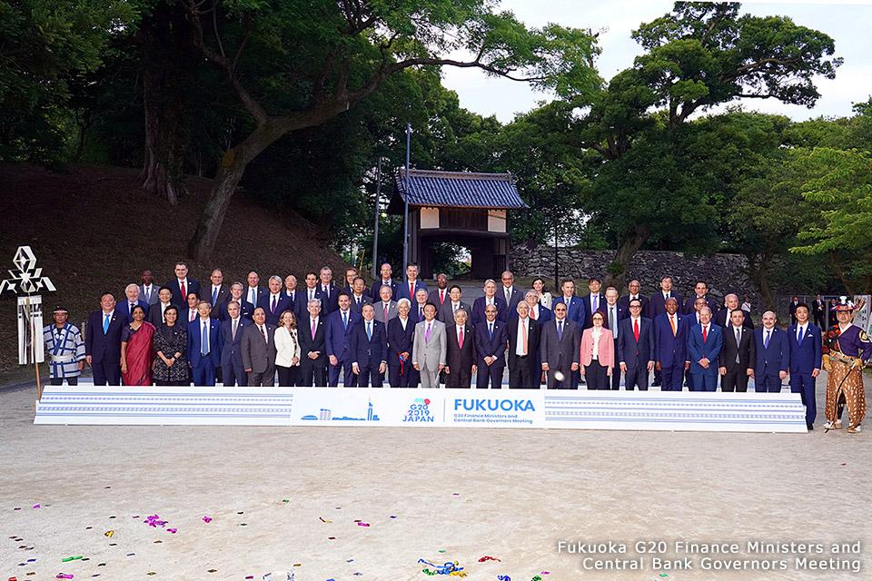 G-20 2019 Japan work, women