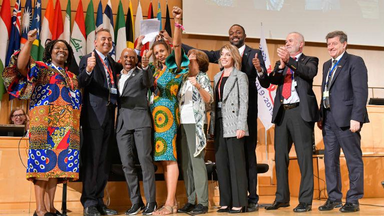 108th international labour conference ILO