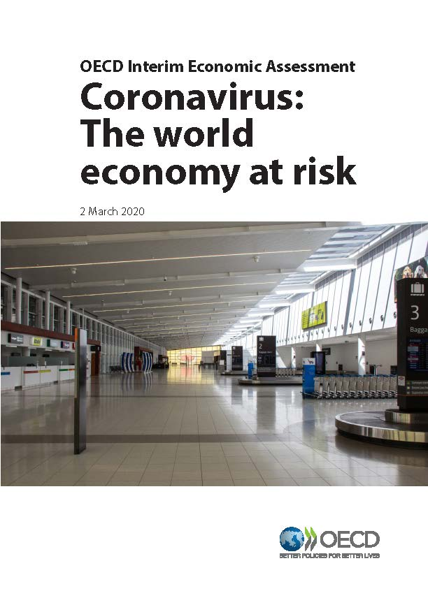 OCDE coronavirus 2 marzo 2020