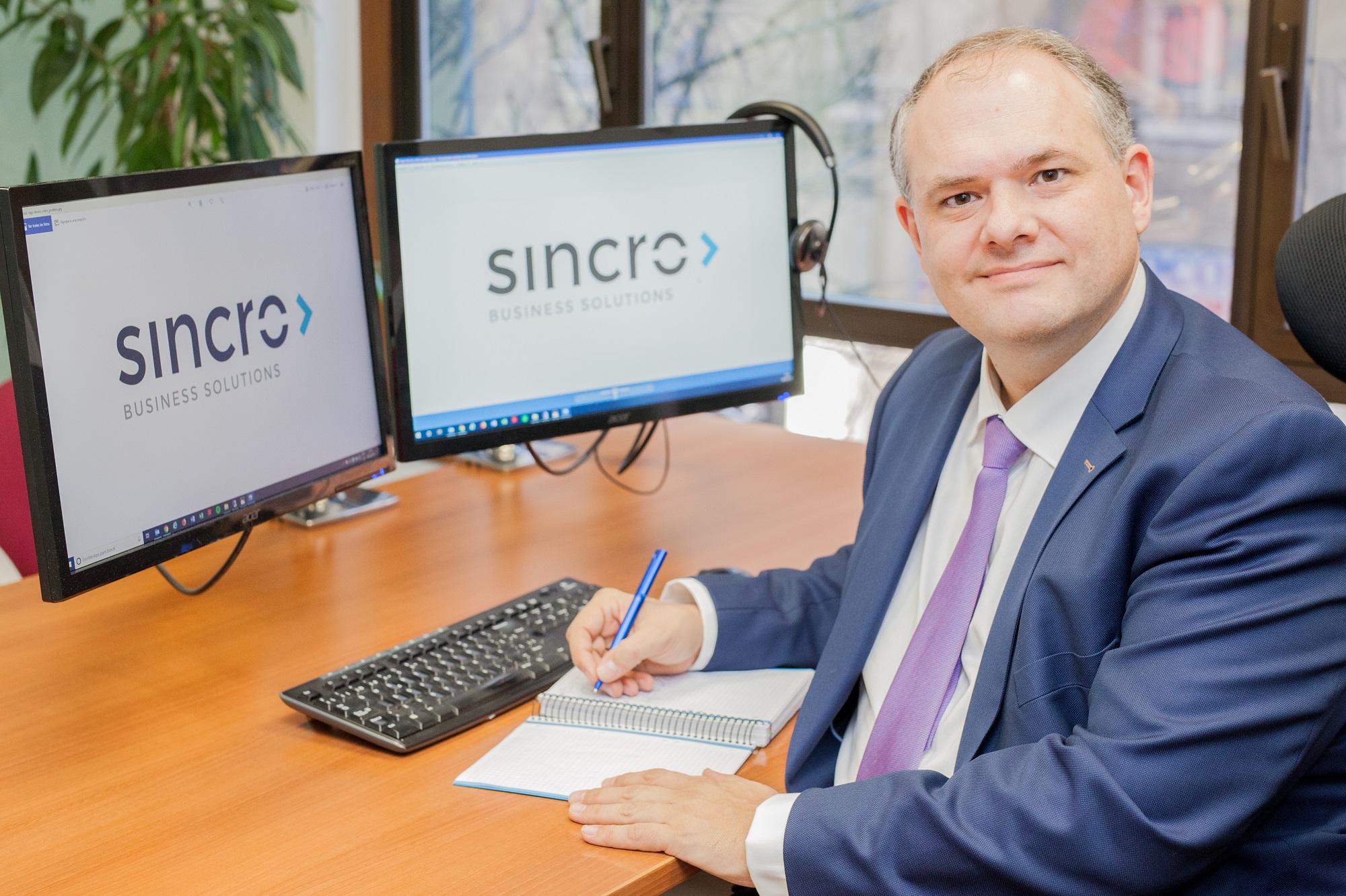 Premios Alares 2020 Carlos María Ruiz, CEO de Sincro Business Solutions
