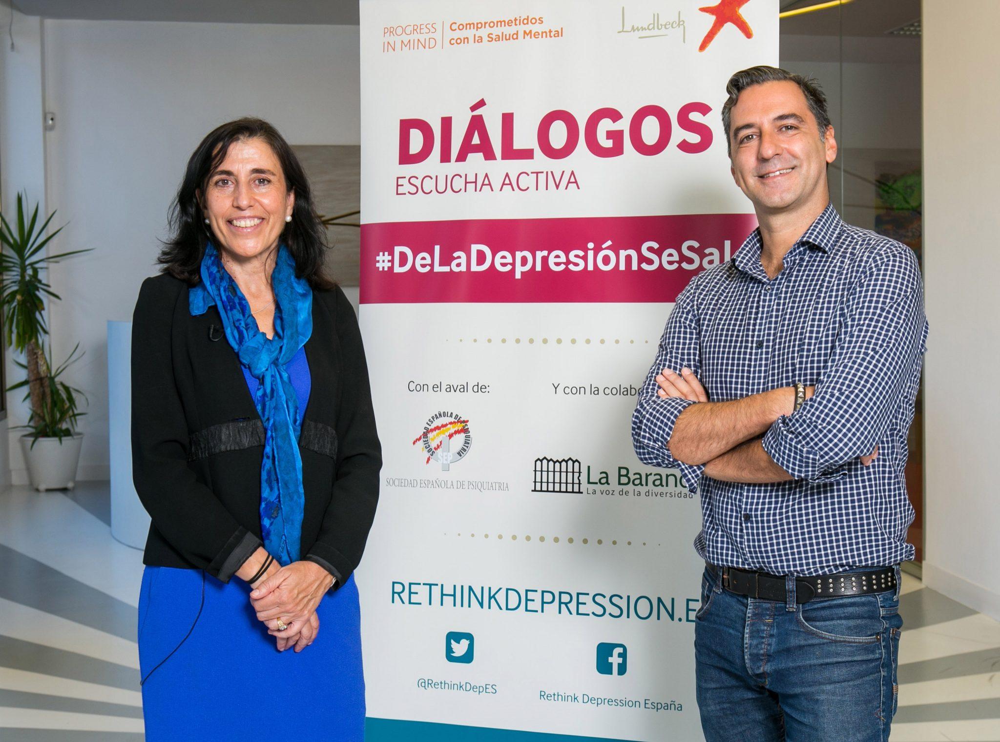 depresión y desconexión digital estrés
