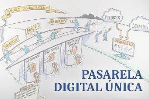 unión europea pasarela digital única
