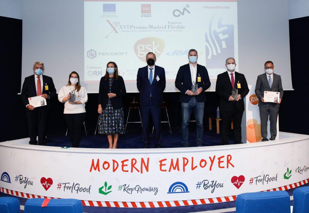 Premio Madrid Empresa Flexible