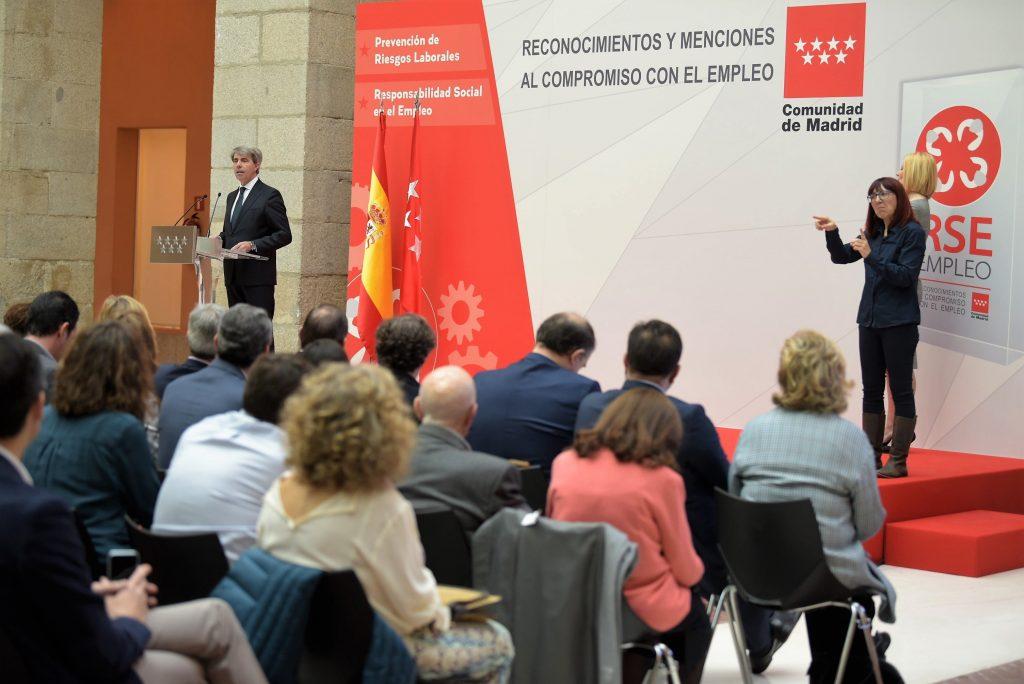 CSR Awards of the Community of Madrid