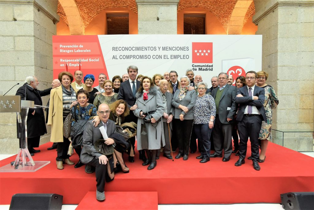 Premios RSE Comunidad de Madrid