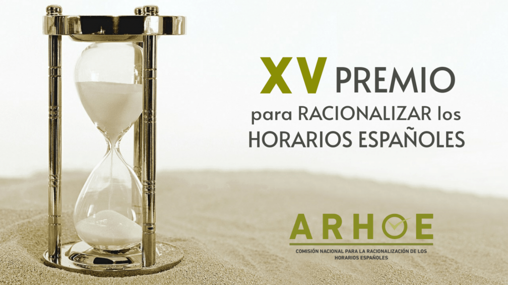 XV Premio ARHOE