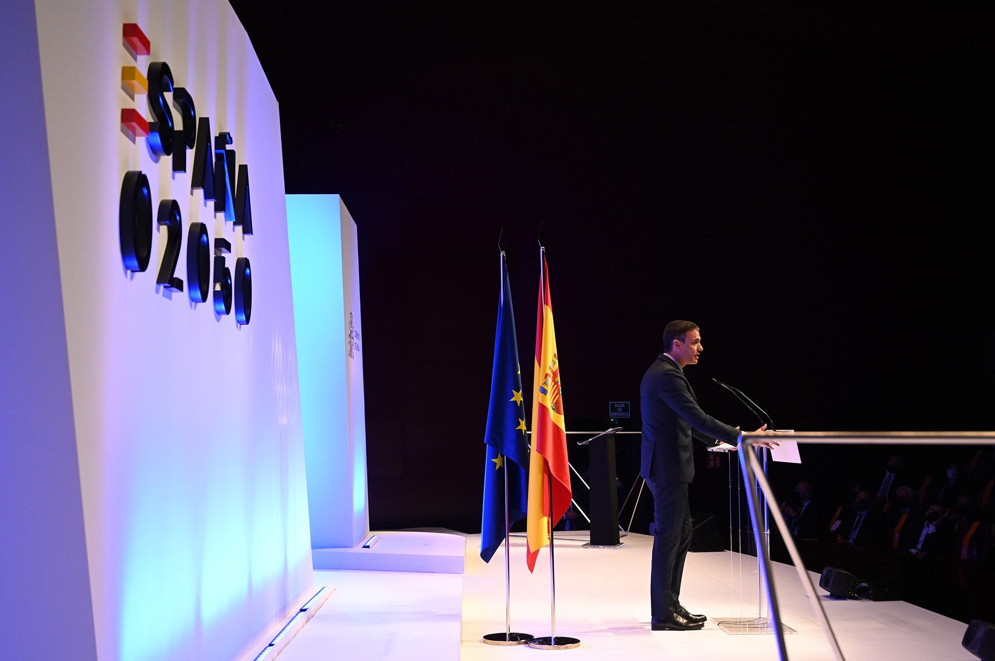 Medidas laborales Plan España 2050