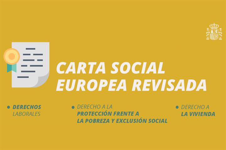 carta social europea revisada