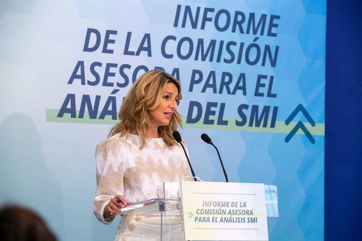 Salario Mínimo Interprofesional 2022 y 2023